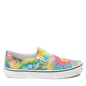 Vans Rainbow Tye Die Multicolor Classic Slip-on